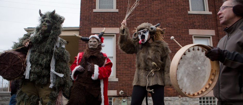 Krampus Walk